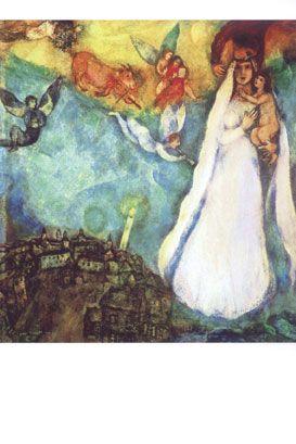 90 beste afbeeldingen over Marc Chagall op Pinterest ... Chagall Afbeeldingen