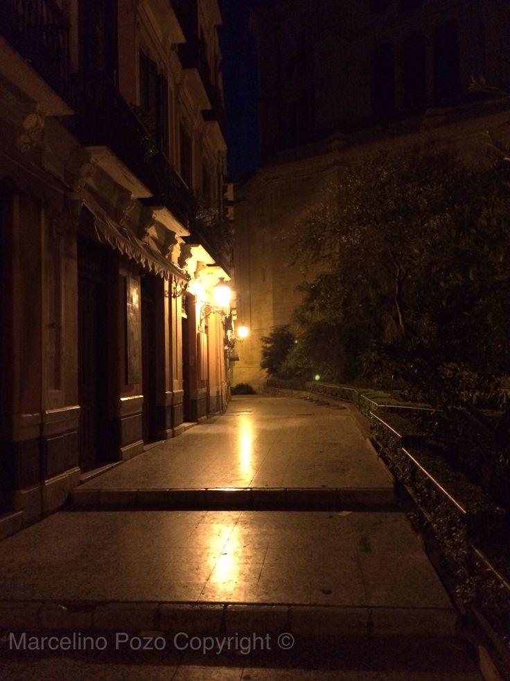 Cañón Street