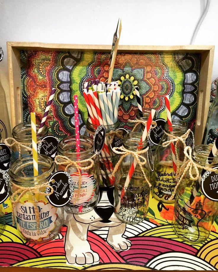 More Decoration : http://www.kadinika.com Frascos  vinilos  sorbetes  TIENDA ONLINE www.dulcemorada.com.ar .  #deco #home #design #diseño #decor #decoration #decoracion #hogar #cool #onda #colores #retro #vintage #old #homesweethome #handmade #homemade #homevintage #hechoconamor #love #dulcemorada #puertodefrutos #shop #shoponline #ecommerce #tiendanube #living #cocina #kitchen