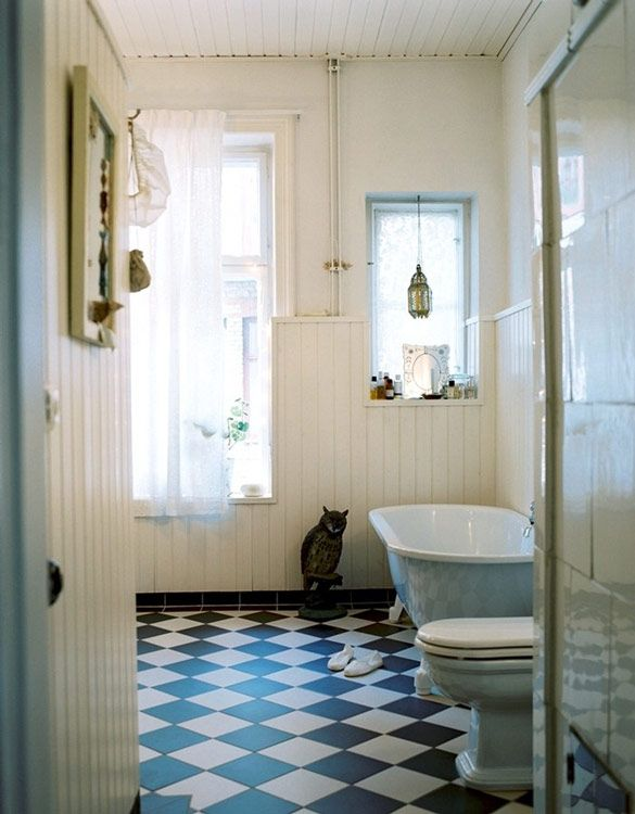 Quirky and unique nordicdesign scandinavian style for Quirky bathroom ideas