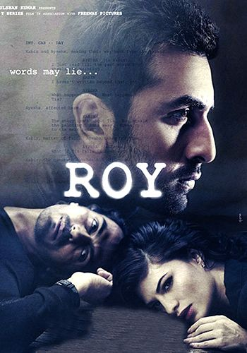 Ranbir Kapoor's Roy releases first look!