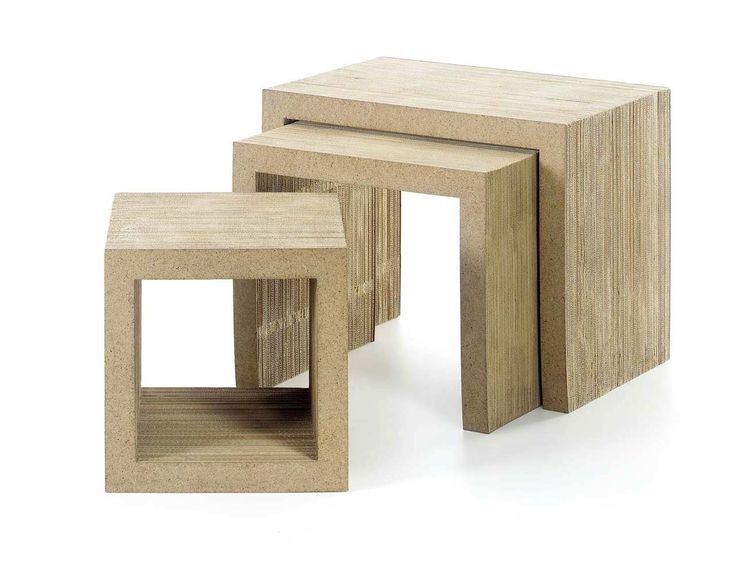 Furniture Cardboard ~ http://www.lookmyhomes.com/wonderful-frank-gehry-furniture-cardboard/