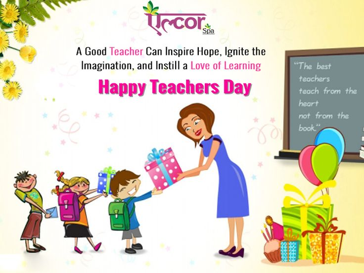 This beautiful day let your teachers know how much their time, effort, and hard work is appreciated. Gift them a Spa Card today for relaxation and wish #HappyTeachersDay! #Alcorspa
