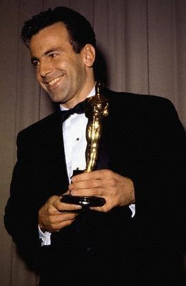 Maximillian Schell won an Academy Award for Best Actor for Judgment at Nuremberg (1961).