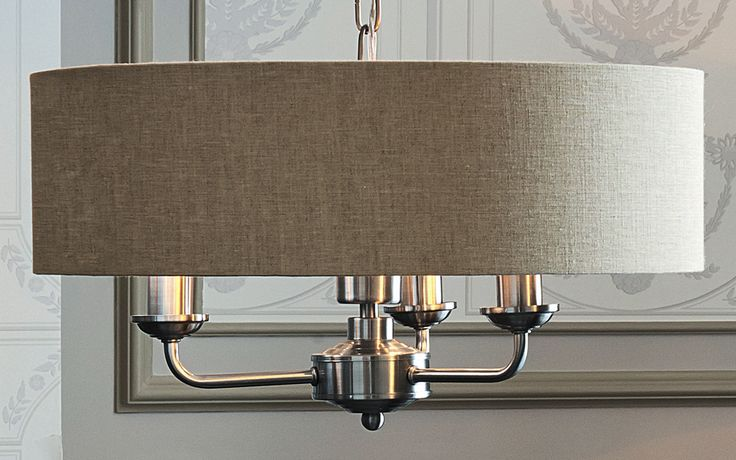 Sorrento 3 Arm Ceiling Pendant at Laura Ashley
