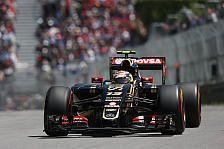 Formel 1 - Neue Firma angeblich bereits gegründet: Übernimmt Renault das Lotus-Team?