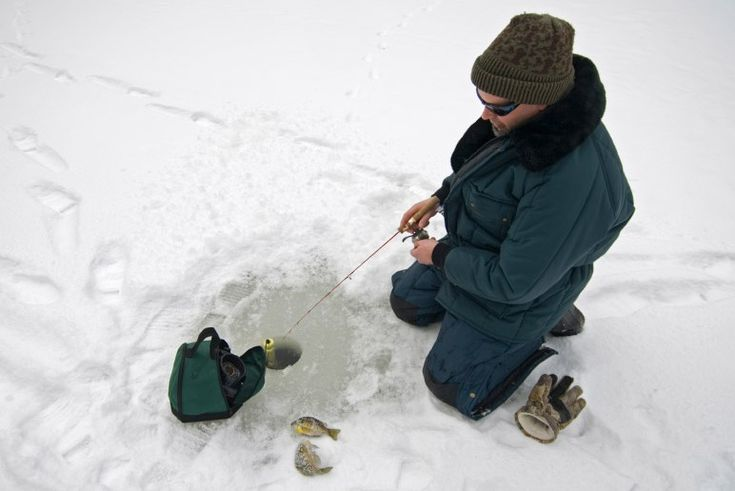 11 basic ice fishing tips