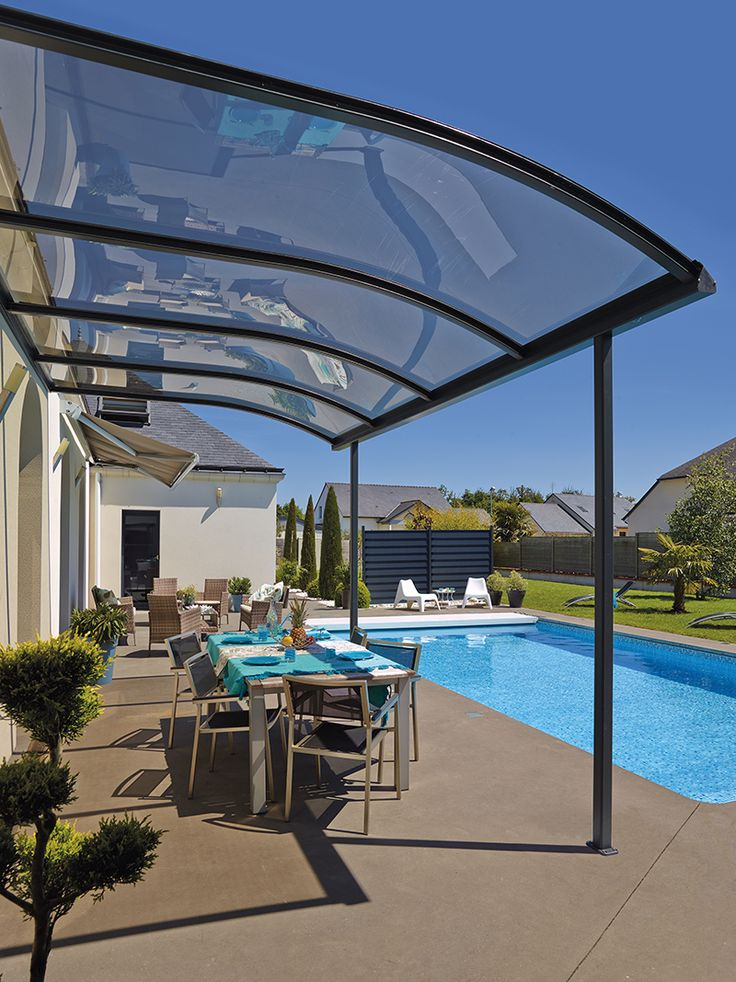 17 best images about carport abri de terrasse on. Black Bedroom Furniture Sets. Home Design Ideas