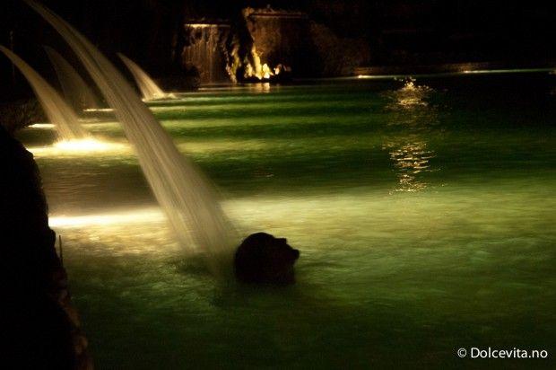 Colà termer -varme kilder ved Gardasjøen