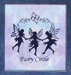 Fairies Cross Stitch Freebies | HeartStitch Designs: Freebies