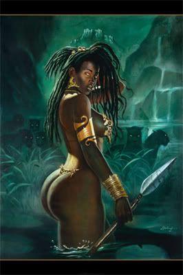 fantasy  warrior african princess | Free Download African Warrior Princess Pictures Images And Photos
