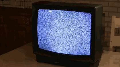 What happens to an old TV when it meets a neodymium magnet:   21 GIFs That Are Actually Worth Looking At
