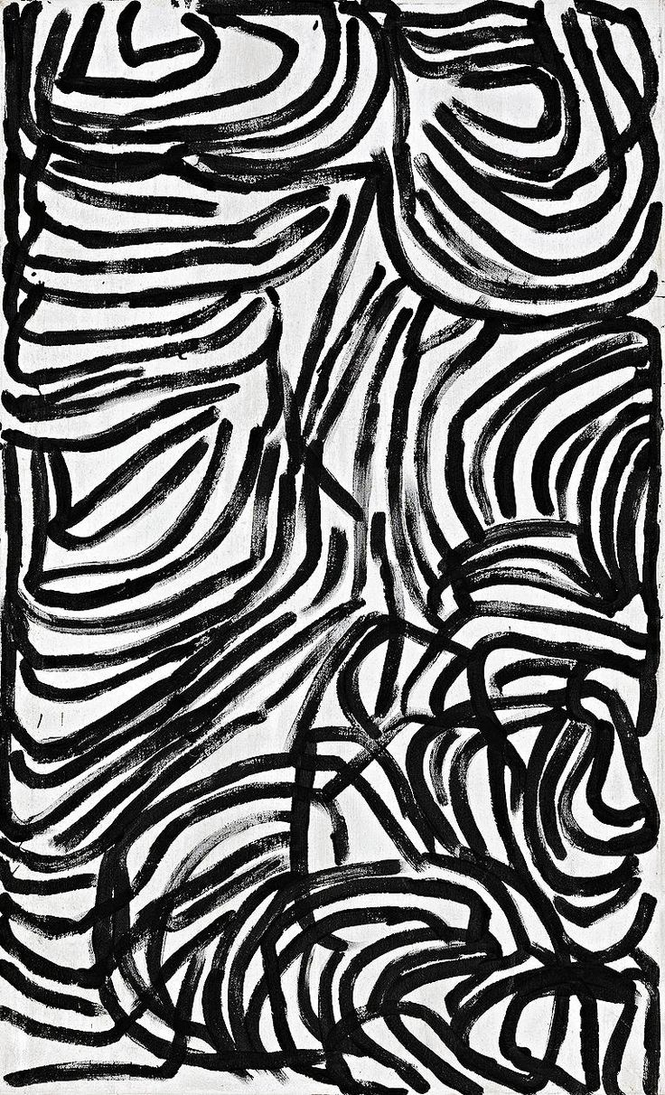 EMILY KAME KNGWARREYE (c1910 – 1996) CEREMONY, 1995 | Deutscher and Hackett