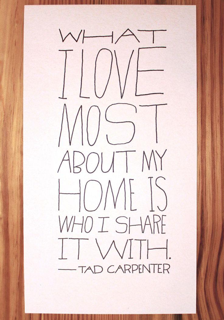 Home Print | Tad Carpenter Creative