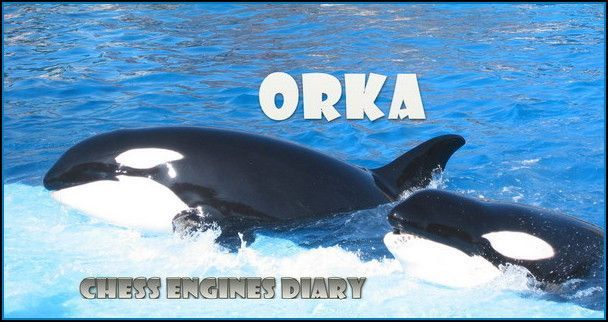 Chess Engines Diary: Orka 170606 (Stockfish clone) - new version