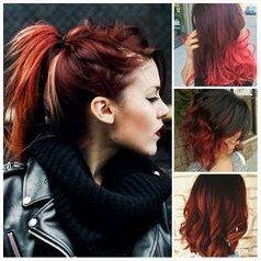 50 rotbraune Haare Ideen perfekt für einen bemerkenswerten Stil … – Trend F…