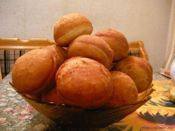 Фото к рецепту: Пончики вкуснющие.