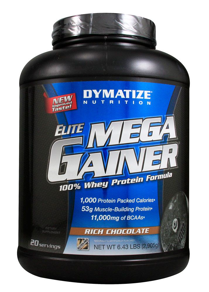 Happy Hour - Happy Savings - today 2pm to 6pm  NEW DYMATIZE ELITE MEGA GAINER 2.9kg $54.90!!!