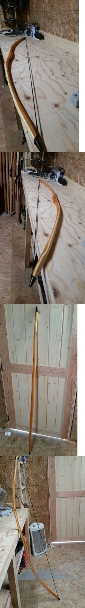 Longbows 181294: Longbow 66Pacific Yew 55Lb@27-28 -> BUY IT NOW ONLY: $249.95 on eBay!