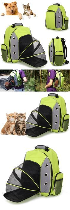 US$22.99 Pet Portable Foldable Shoulders Bag Cat Dog Travel Breathable Package