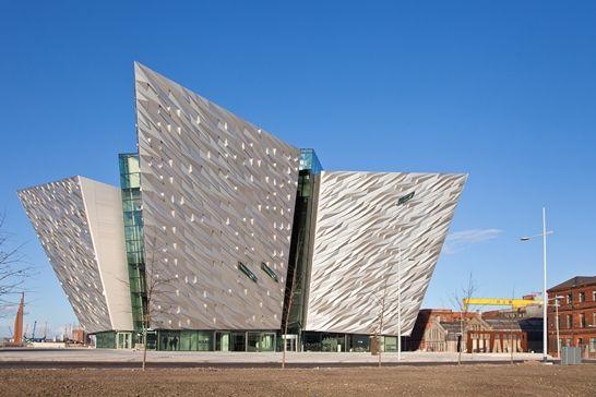 Titanic Belfast, Titanic Quarter, Belfast