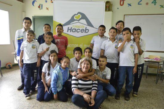 Fundación Haceb: 365 días de sonrisas con los niños y jóvenes de Colombia