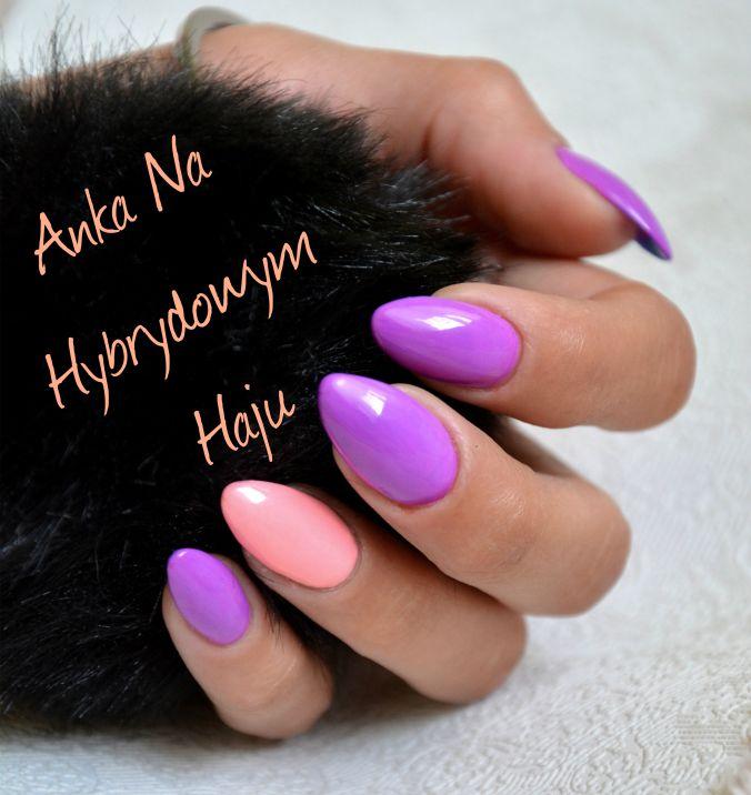 https://www.facebook.com/AnkaNaHybrydowymHaju/ #paznokcie #pazurki #manicure #hybrydy #AnkaNaHybrydowymHaju #Nails    #summer #summernails #lato