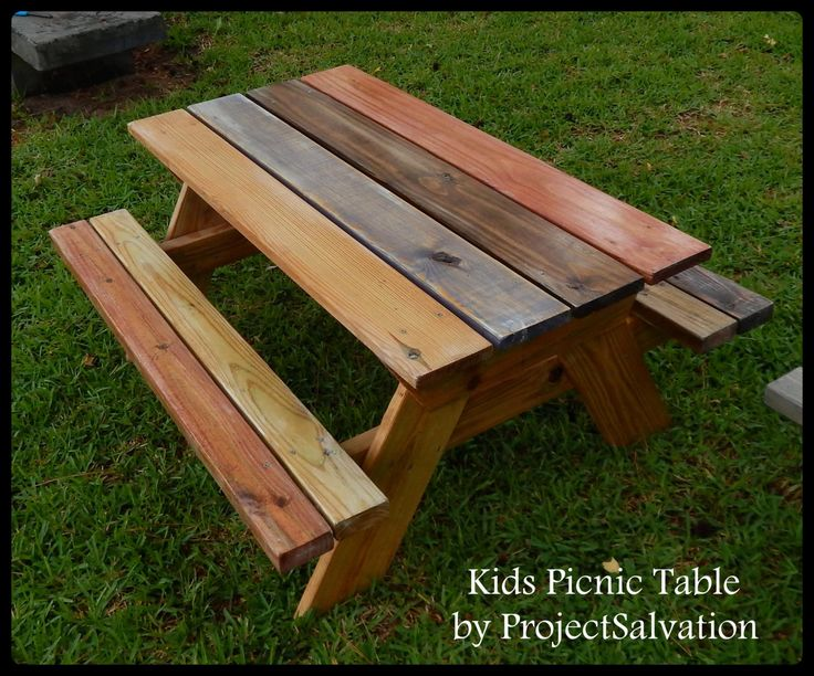 handcrafted picnic table by on etsy httpswww