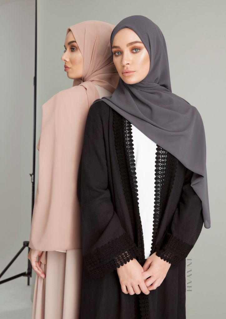 Inayah 2017 Abaya in New Shades Right for Upcoming Season – Girls Hijab Style & Hijab Fashion Ideas