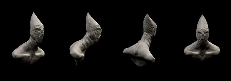 Design and modeling of creature with ZBrush By: Roberto A.O