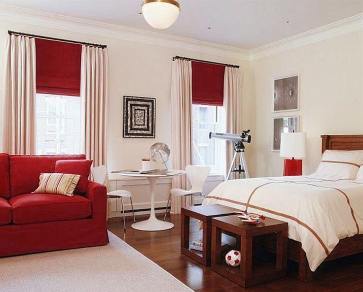 Luxury Bedrooms For Teenage Boys the 25+ best white teenage curtains ideas on pinterest | blue