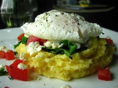 breakfast polenta | crazyhorse | Pinterest
