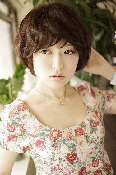 short asian hair