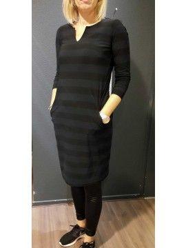 Studio Anneloes jurk Simple Block Stripe