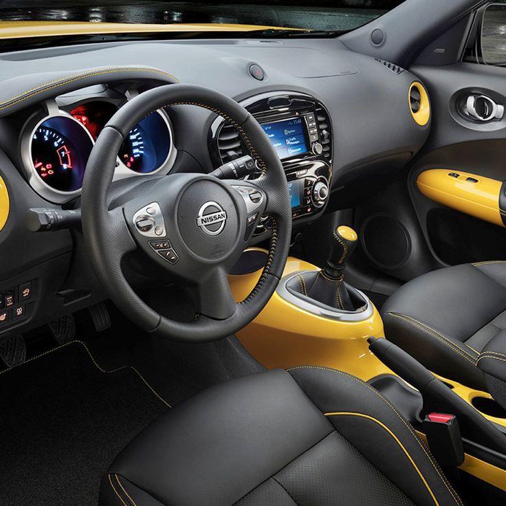 De 25 Bedste Id Er Inden For Nissan Juke Interior P Pinterest