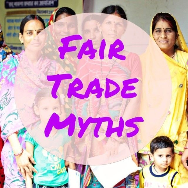 Myth: #FairTrade costs more.  Read how we debunk this common misconception. #fairtrade