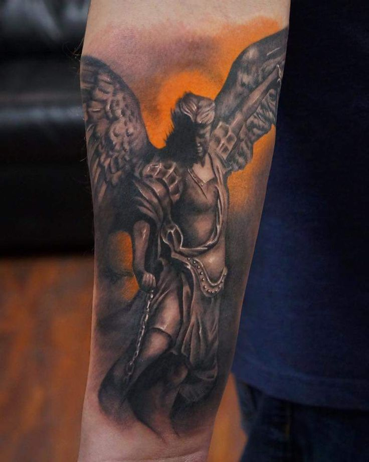 1000 ideas about saint michael tattoo on pinterest for Tattoos in reading pa
