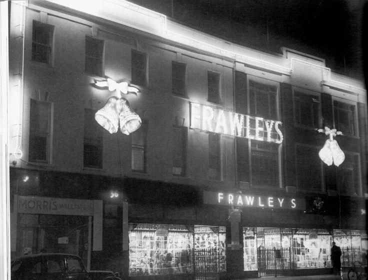 Frawley's , Thomas St. 1960