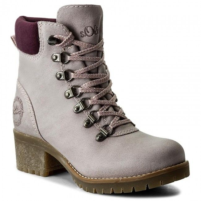 Členková obuv S.OLIVER - 5-25217-29 Rose 544
