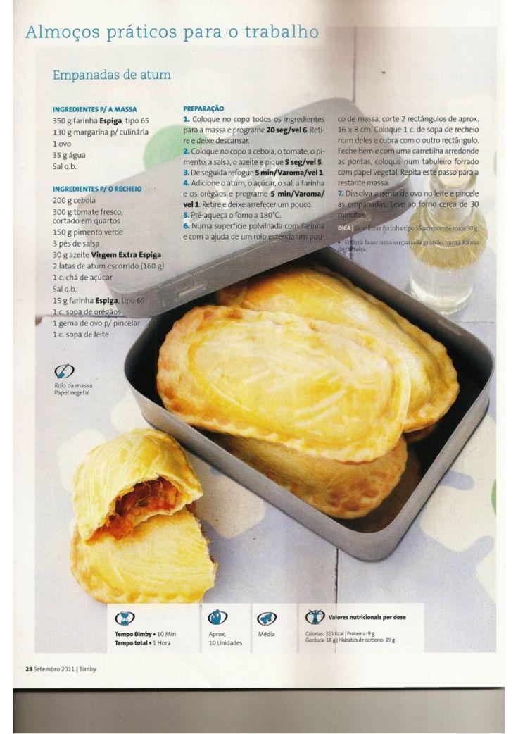 Empanadas de Atum