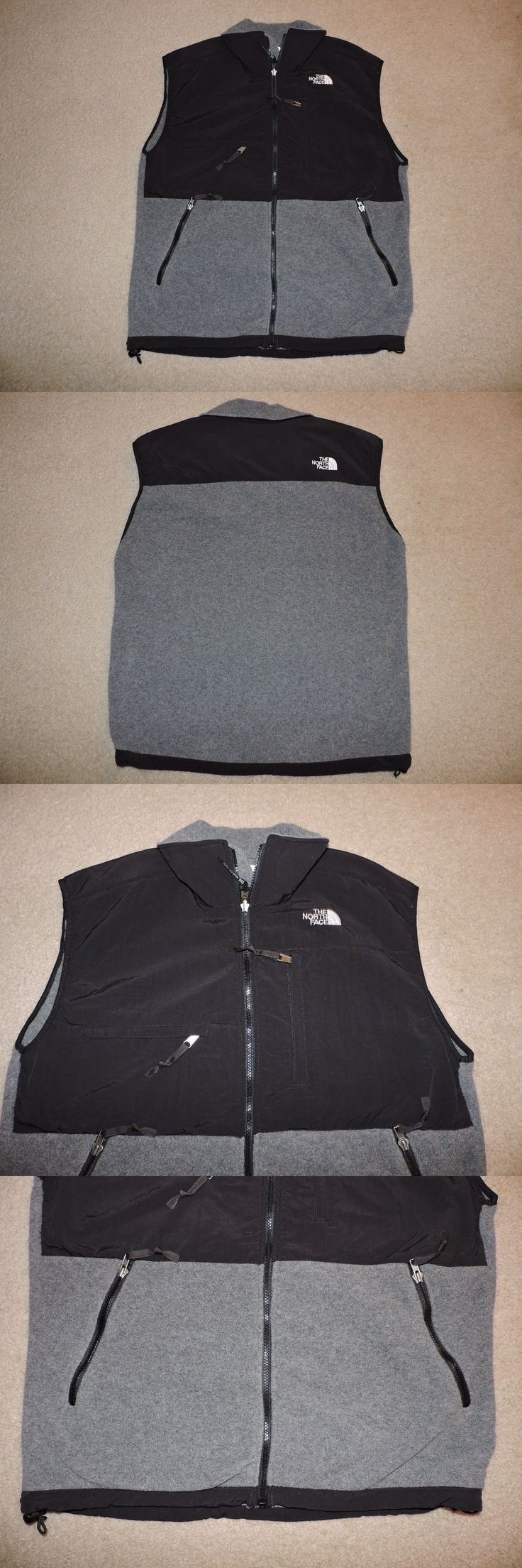 Vests 179012: Womens Medium The North Face Denali Fleece Vest New With Tags -> BUY IT NOW ONLY: $69.99 on eBay!