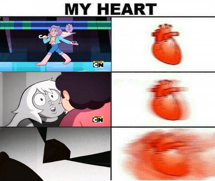 M Y H E A R T Steven Universe Memes Steven Universe Comic Steven Universe Theories