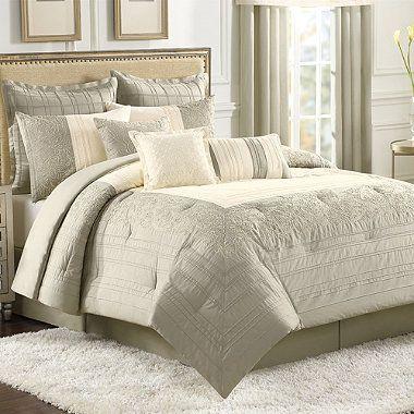 Hamilton 4 Piece Comforter Set Bedbathandbeyond Com
