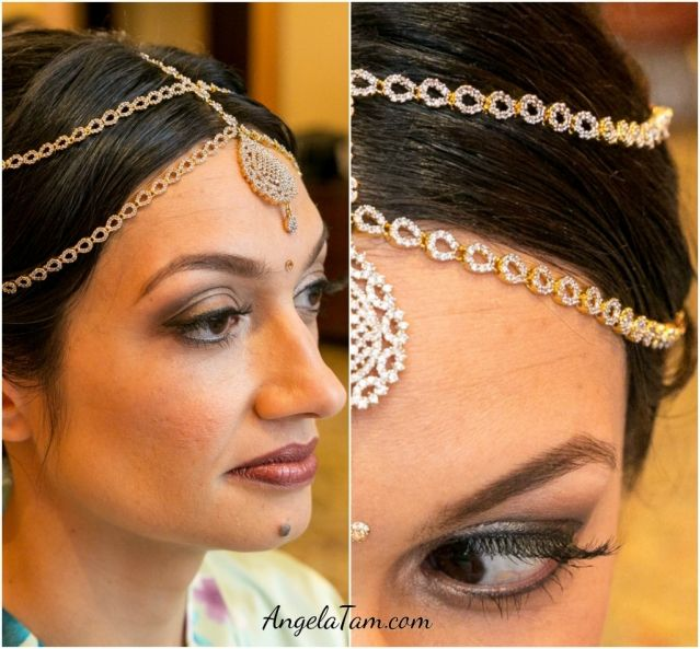South Asian Bridal Makeup Artist And Hair Stylist Bride Shimul Four Season Hotel West San Go Marharani Indian