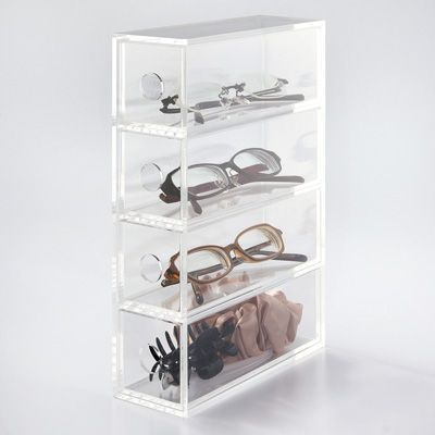 Acrylic Case for Glasses and Small Items
