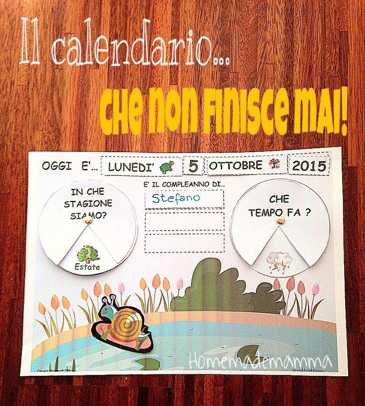 Ammetto che la famiglia PF con i calendari è un po' fissata: io personalmente ne ho piena la scrivania tra agende varie, planning, calendari di legno e a muro nonchè calendari digitali. In casa P. ...