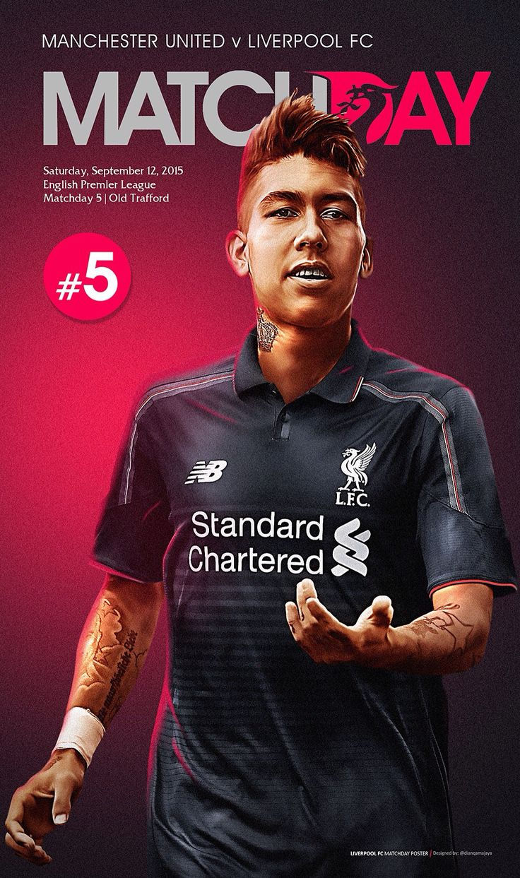 It's match day Reds and a big one. Liverpool FC visit Old Trafford to face Manchester United