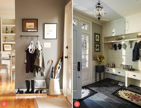 Eye Candy: 15 Organized Entryways and Mudrooms