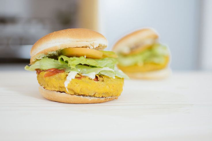 Hamburger di Ceci | Well Read more. http://www.differenttaste.it/?p=1710