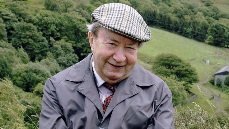 So very sad.  Last of the Summer Wine actor Peter Sallis, voice actor in Wallace and Gromit, dies aged 96.